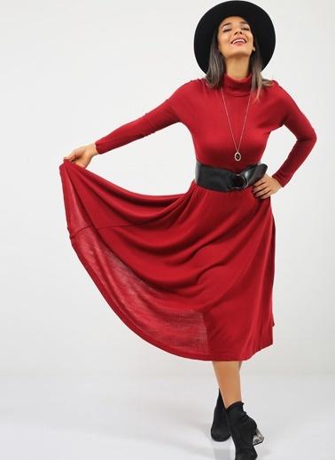 YOYO -  Balıkçı Kloş Elbise